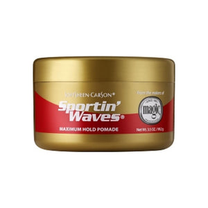 SoftSheen-Carson Sportin' Waves Maximum Hold Pomade 3.5 oz