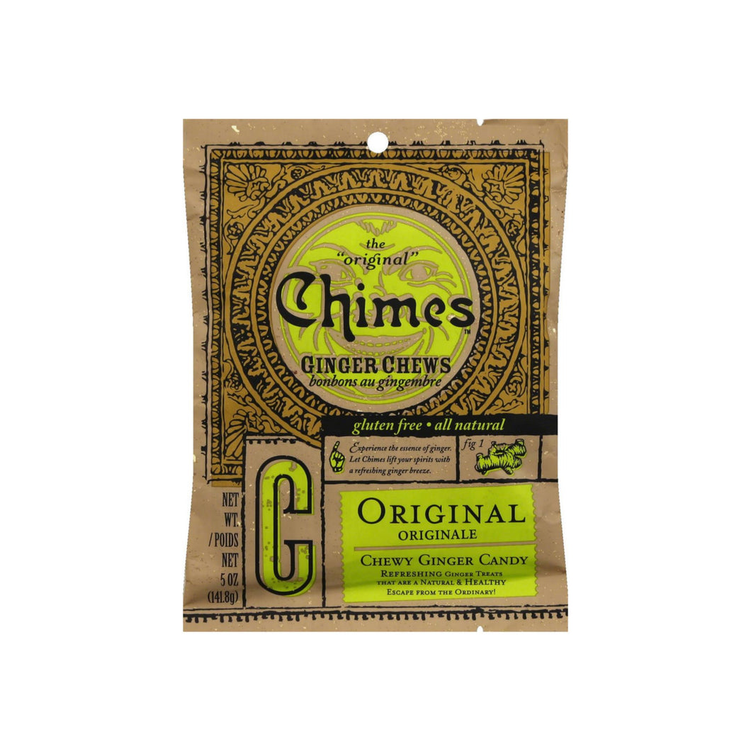 Chimes Ginger Chews, Original 5 oz