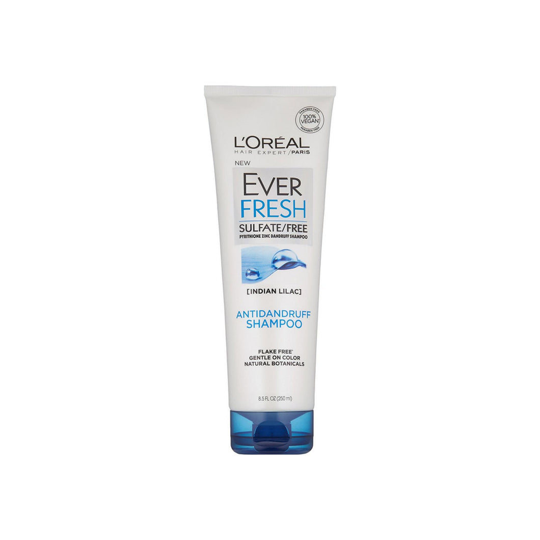 L'Oreal Paris Hair Care Ever Fresh Antidandruff Shampoo 8.5 oz
