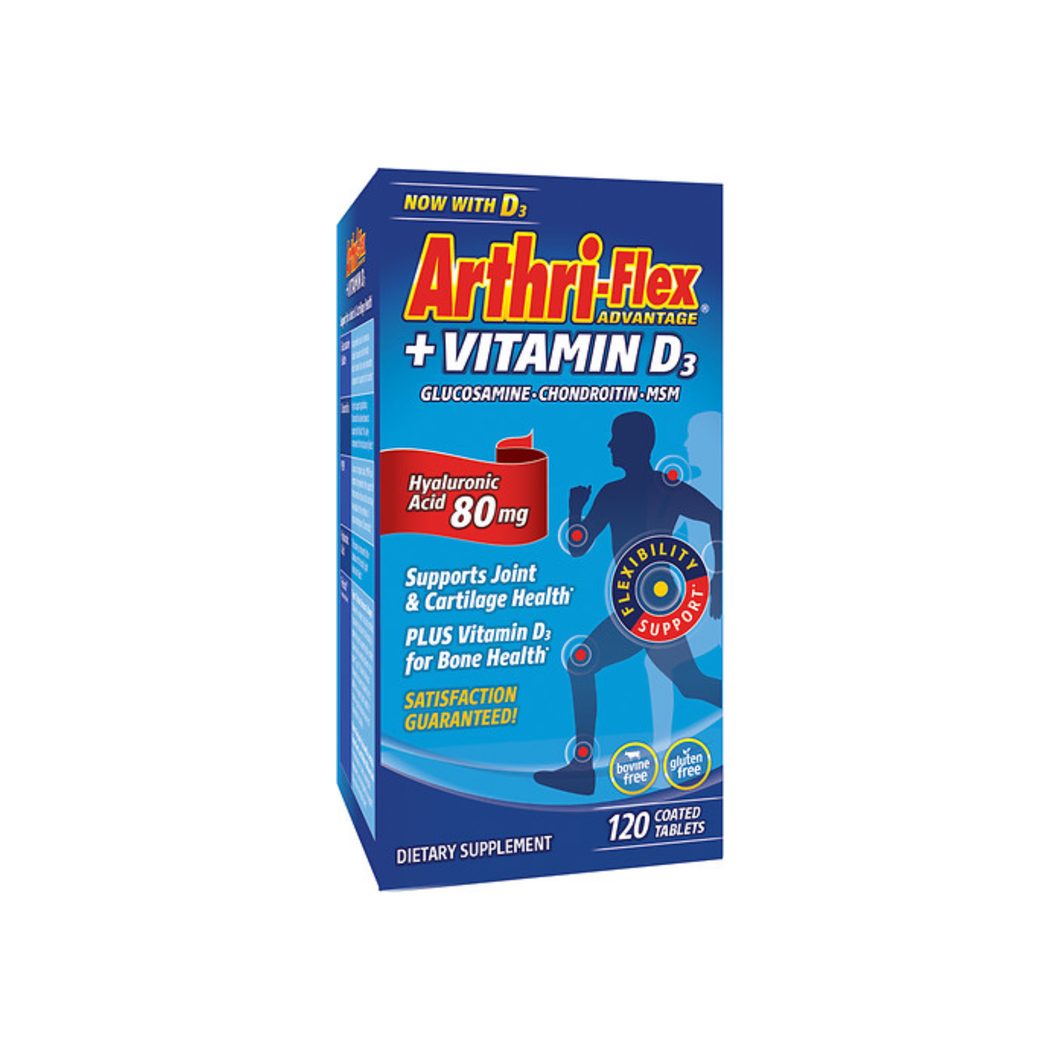21st Century Arthri-Flex Advantage 120 ea - Pharmapacks