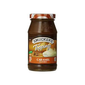 Smucker's Topping, Caramel Flavored 12.25 oz