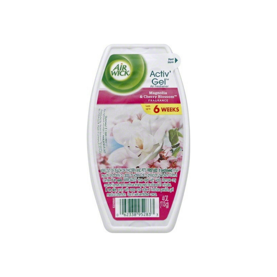 Air Wick Activ' Gel - Magnolia & Cherry Blossom 4 oz