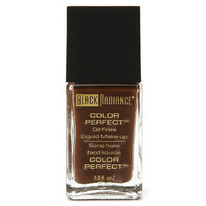 Black Radiance Color Perfect Oil Free Liquid Makeup, Cocoa Bean 1 oz
