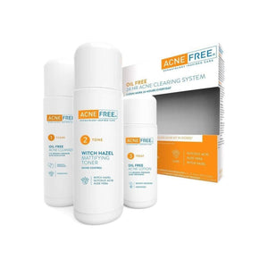AcneFree 24 Hour Acne Clearing System 1 kit - Pharmapacks