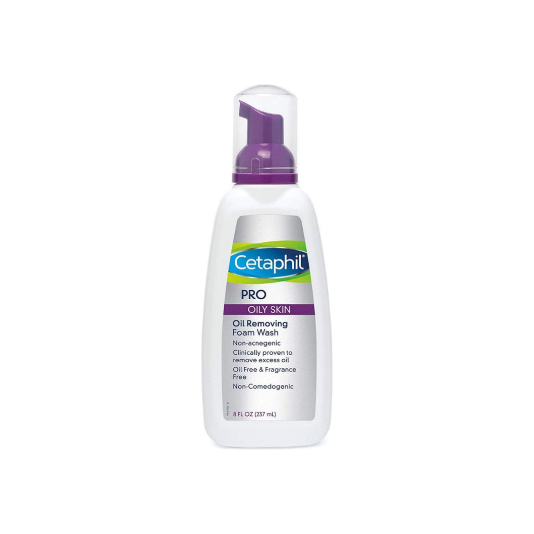 Cetaphil PRO DermaControl Oil Removing Foam Wash 8 oz