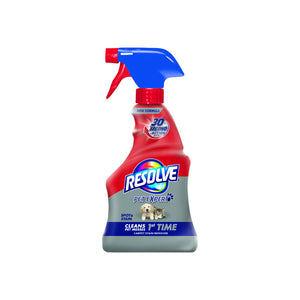 LYSOL Resolve Pet Carpet Spot & Stain Remover, Carpet Cleaner 16 oz