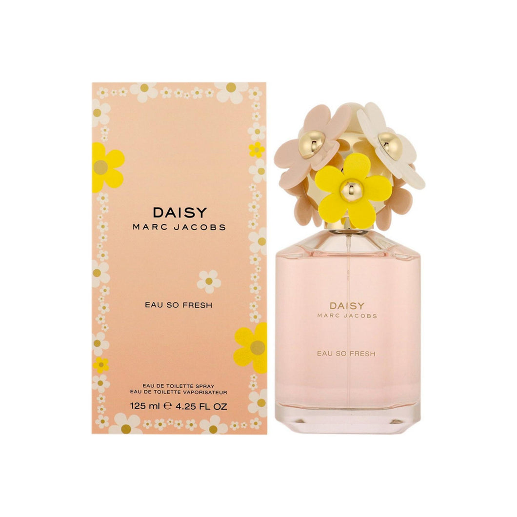 Daisy By Marc Jacobs Eau De Toilette Spray For Women 4.25 oz