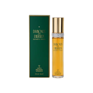 Diamonds & Emeralds By Elizabeth Taylor Eau De Toilette Spray 1.7 oz
