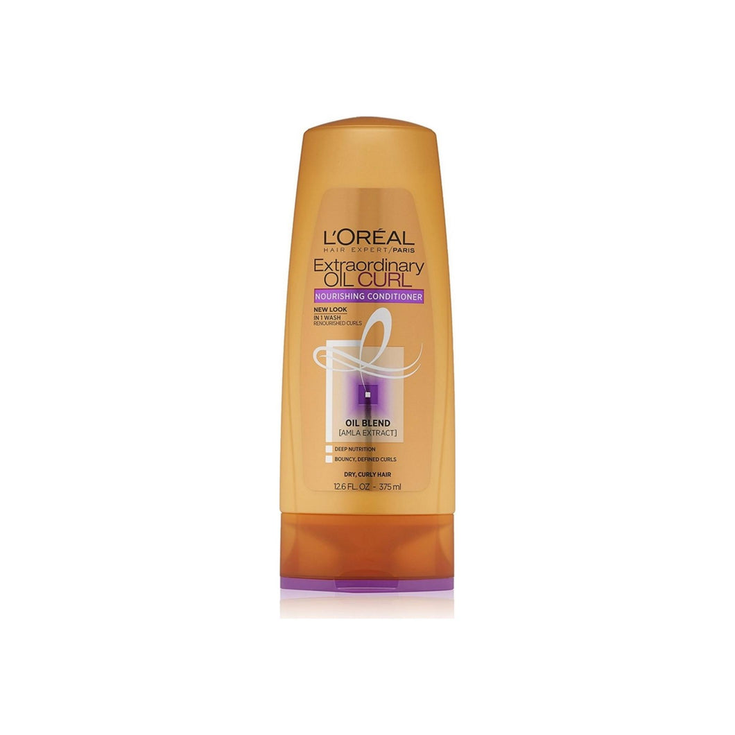 L'Oreal Paris Hair Expert Extraordinary Oil Curls Nourishing Conditioner 12.6 oz