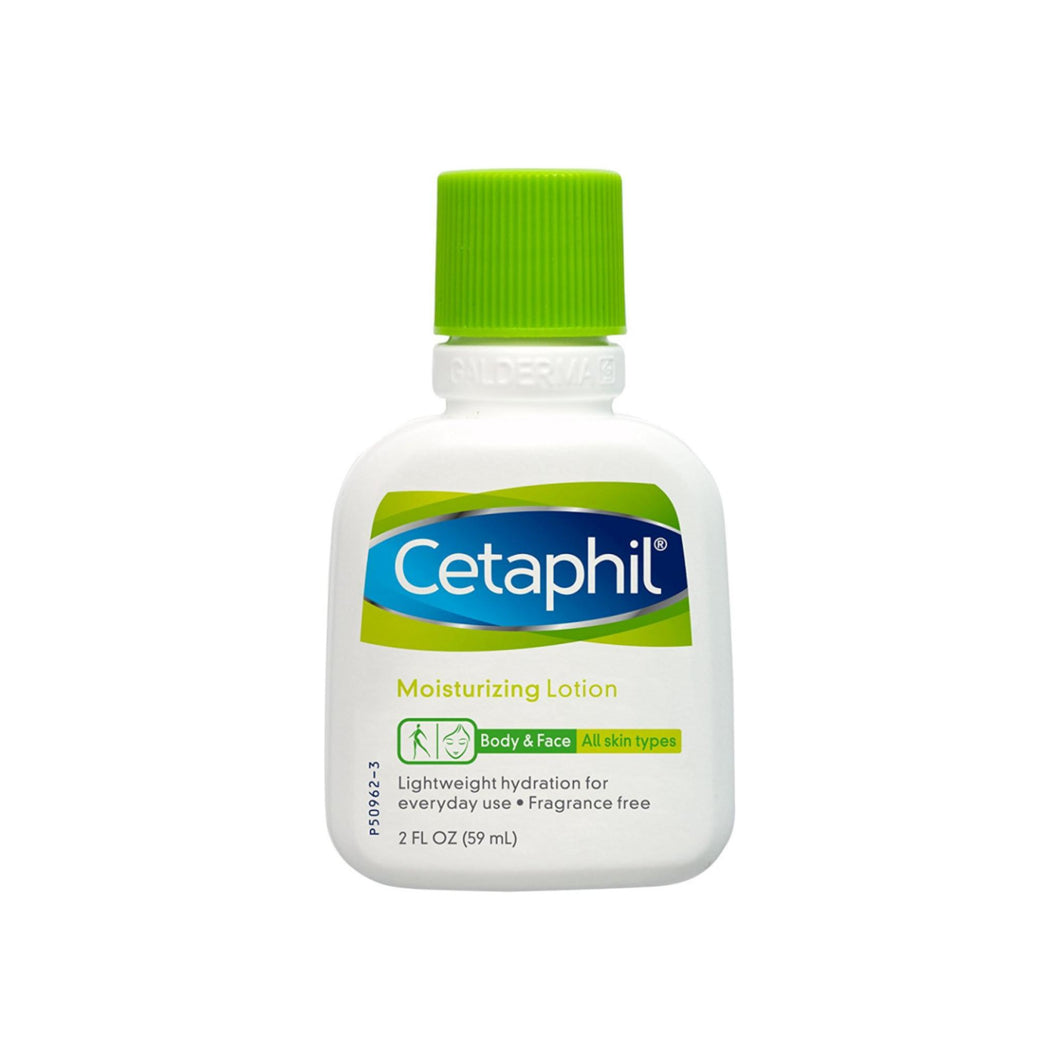 Cetaphil Moisturizing Lotion, Fragrance Free 2 oz