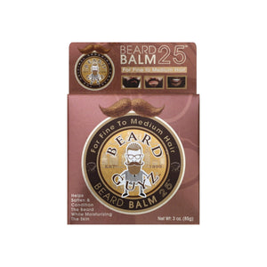 Beard Guyz  Beard Balm, Fine/Medium 3 oz