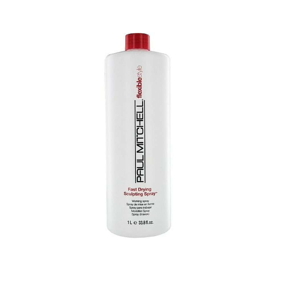Paul Mitchell Fast Drying Sculpting Spray, 33.8 oz