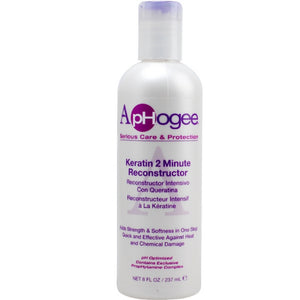 Aphogee Keratin 2 Minute Reconstructor, 8 oz [015228135106]