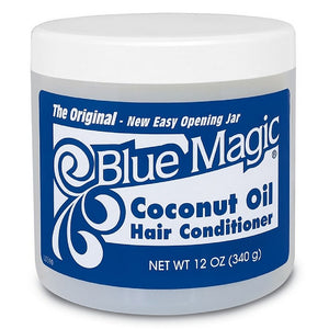 Blue Magic Coconut Oil Hair Conditioner 12 oz