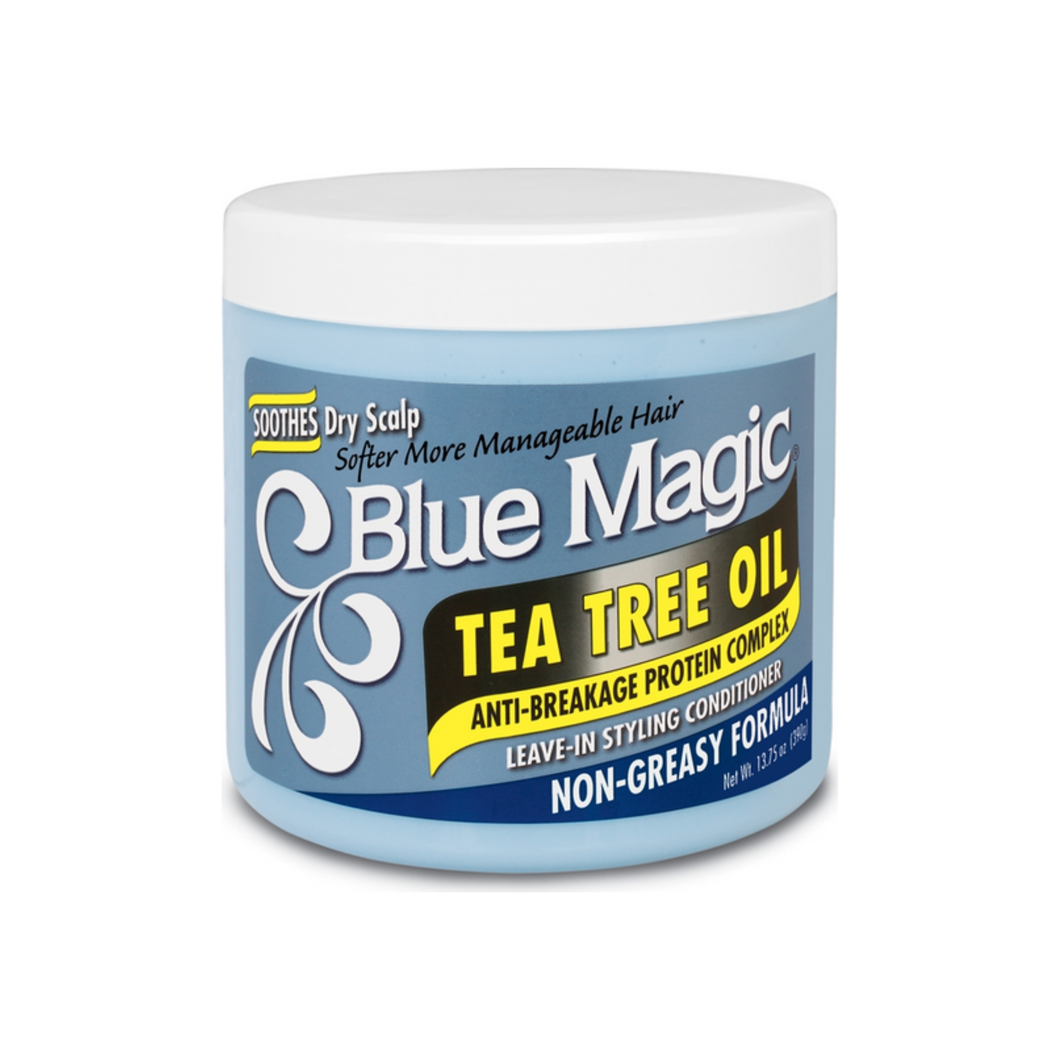 Blue Magic  Tea Tree Oil, 13.75 oz