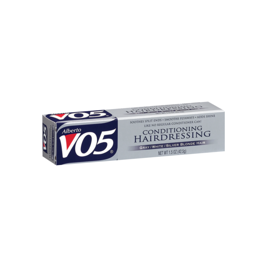 VO5 Conditioning Hairdressing Gray/White/Silver Blonde 1.5 oz