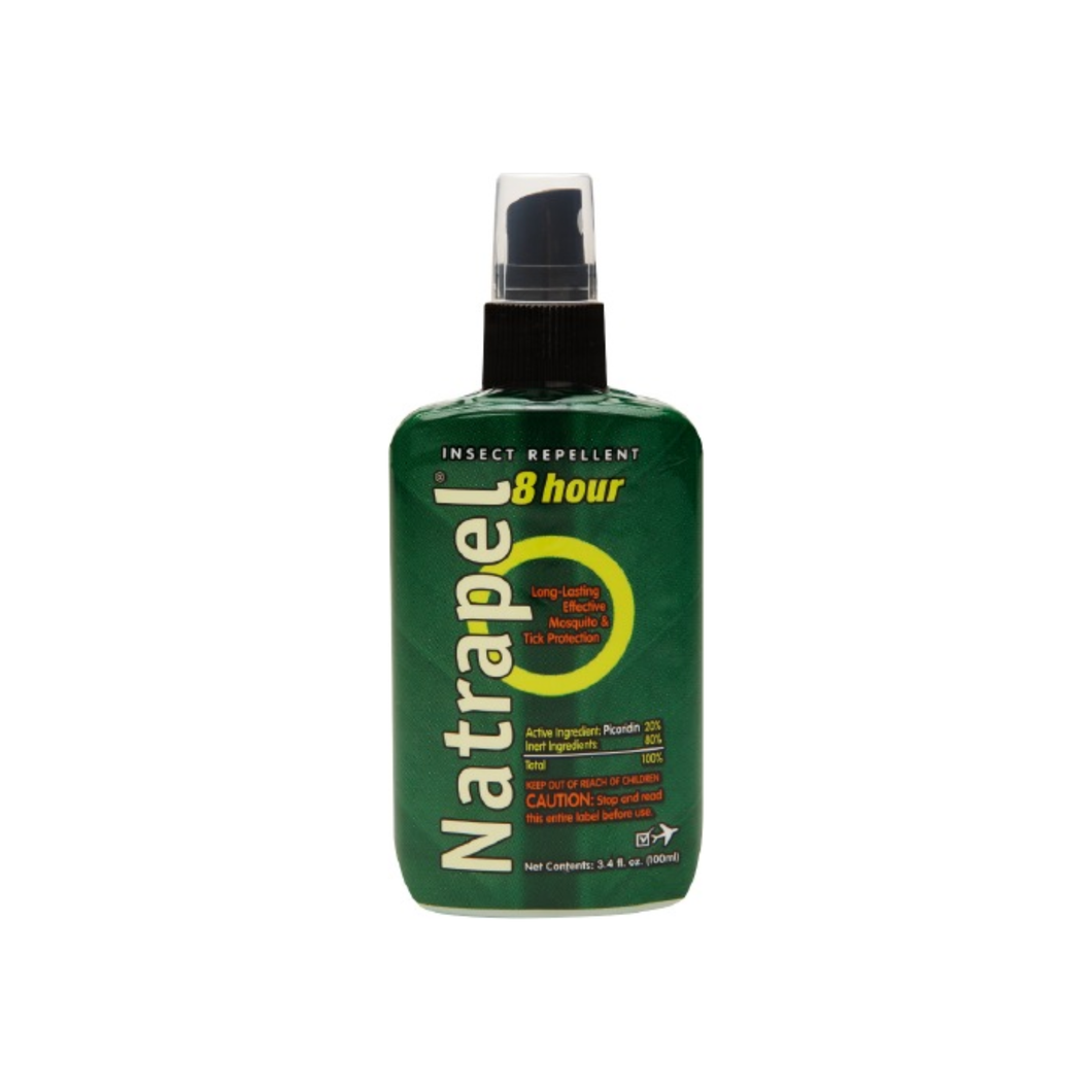 Natrapel 8 hour Insect Repellent, 3.4 oz
