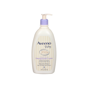 AVEENO Baby Calming Comfort Lotion, Lavender and Vanilla,  18 oz
