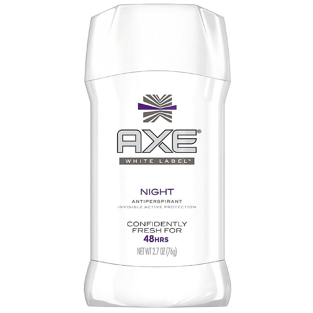 Axe White Label Antiperspirant, Night 2.70 oz