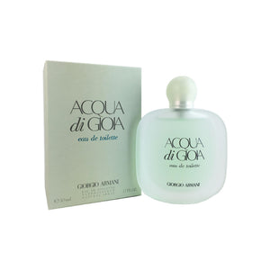 Acqua Di Gioia By Giorgio Armani Eau De Toilette Spray For Women 1.7 oz