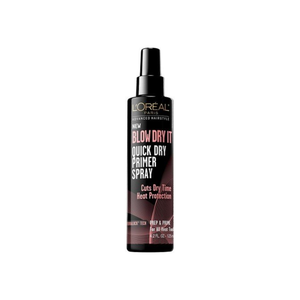 L'Oreal Paris Advanced Hairstyle Blow Dry It Quick Dry Primer Spray, 4.2 oz