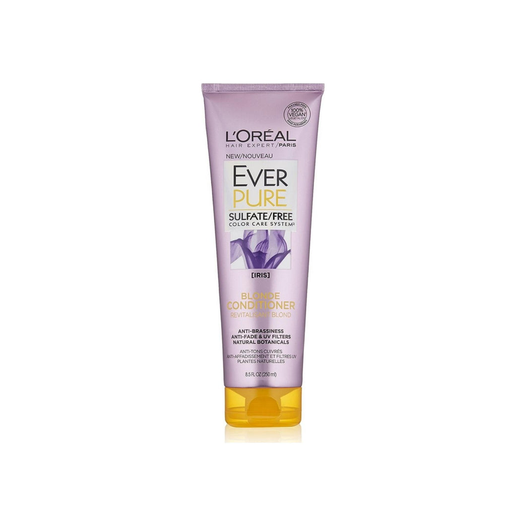 L'Oreal Hair Expert EverPure Blonde Conditioner 8.5 oz