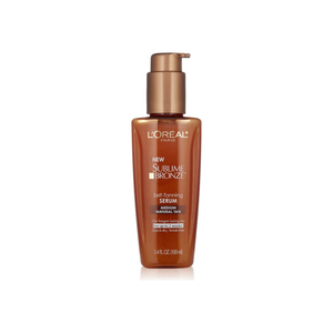 L'Oreal Paris Sublime Bronze Self-Tanning Serum, Medium Natural Tan 3.4 oz
