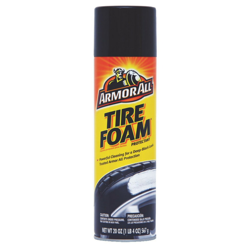 Armor All Tire Foam Protectant 20 oz
