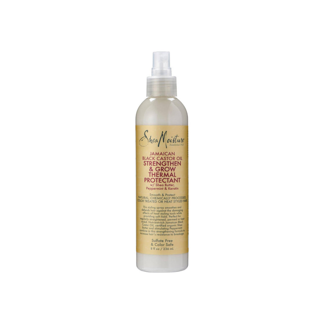 Shea Moisture Jamaican Black Castor Oil Strengthen & Grow Thermal Protectant  8 oz