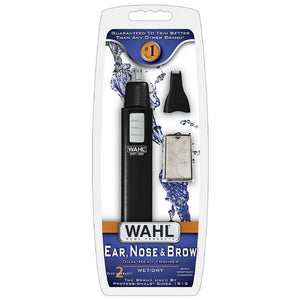 Wahl Ear, Nose & Brow Dual-Head Wet/Dry Trimmer 1 ea