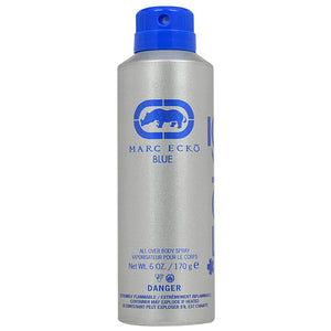 Marc Ecko Blue Body Spray for Men 6 oz