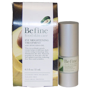 Befine Eye Brightening Treatment with Avocado Oil 0.50 oz