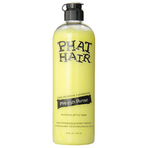 Phat Hair Daily Moisture Conditioner, Phresh Rinse 16 oz