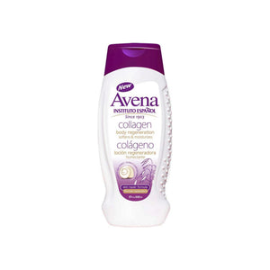 Avena Instituto Espanol Brightening Skin Repair Formula Moisturizing Lotion 17 oz