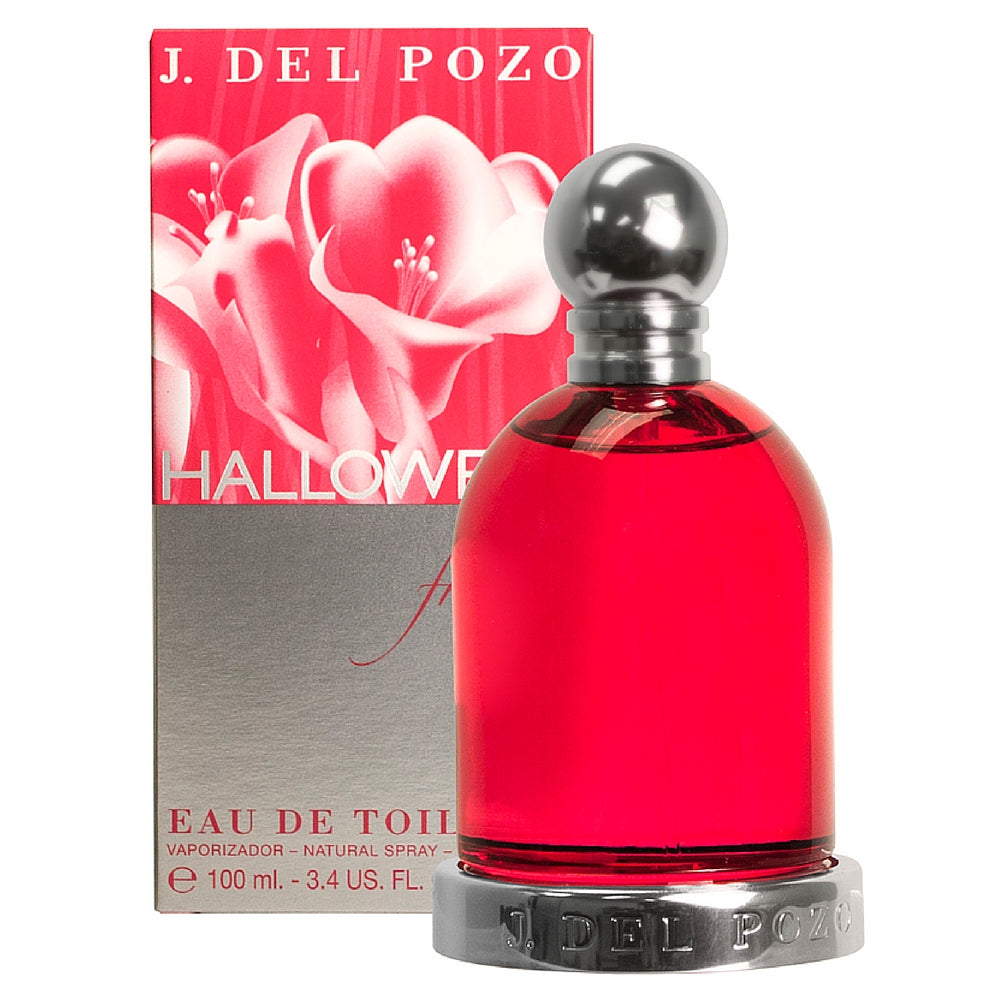 Halloween Freesia by J. Del Pozo Eau De Toilette Spray for Women 3.40 oz