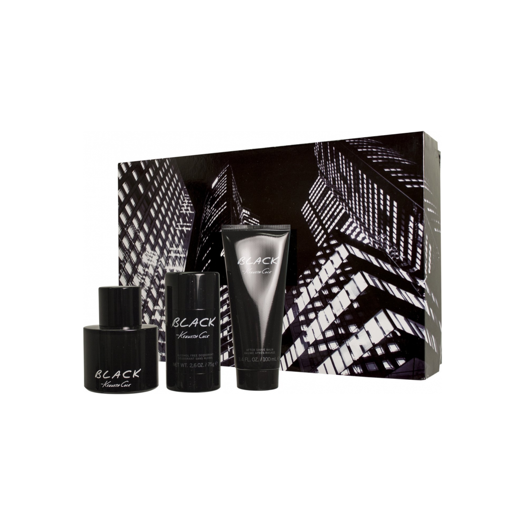 Black by Kenneth Cole 3-Piece Gift Set 1 ea