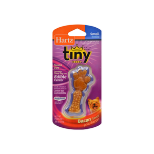 Hartz Tiny Dog Dental Duo, Bacon Flavor 1 ea