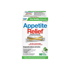 The Relief Products Appetite Relief 60 ea