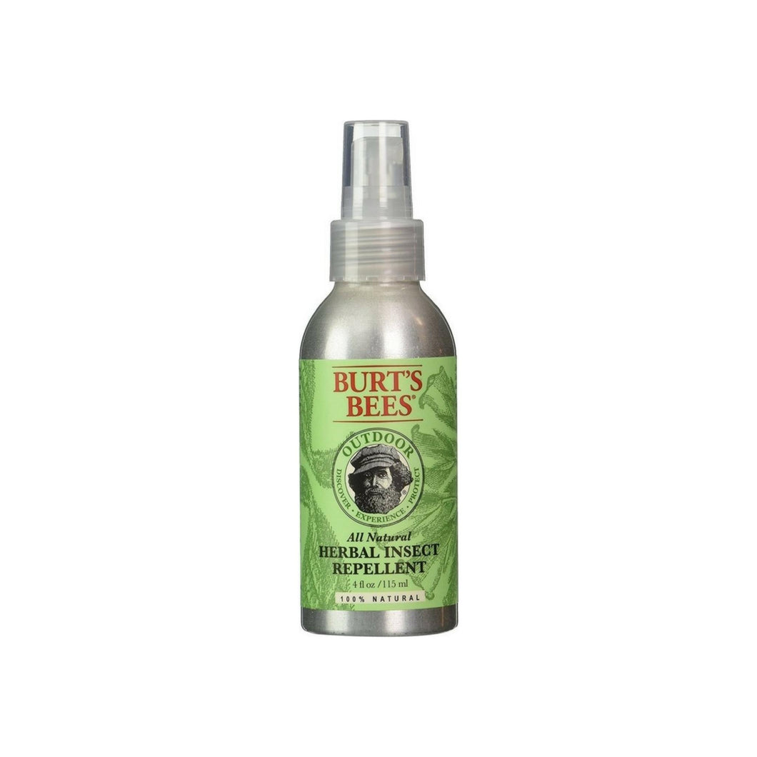 Burt's Bees All Natural Outdoor Herbal Insect Repellent 4 oz