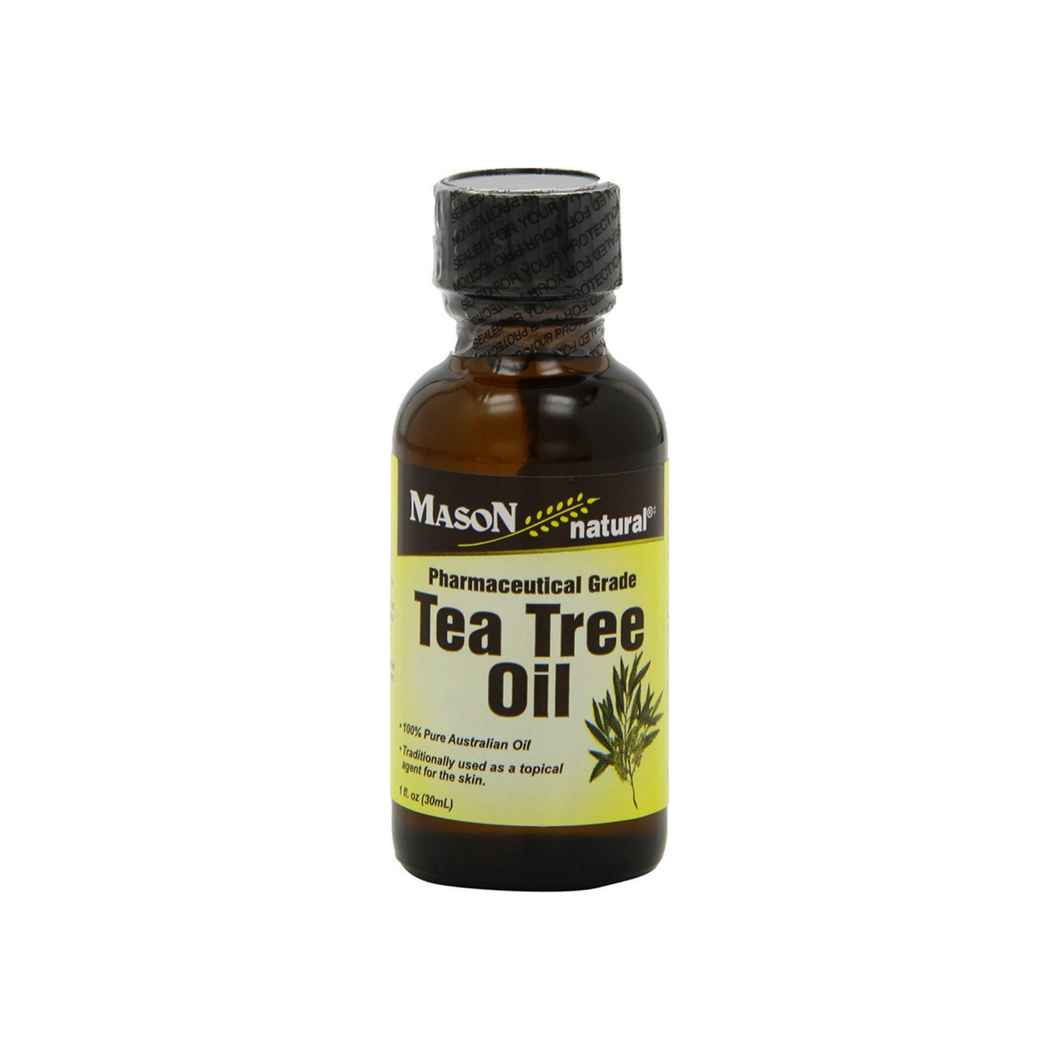 Mason Natural 100% Pure Australian Tea Tree Oil 1 oz