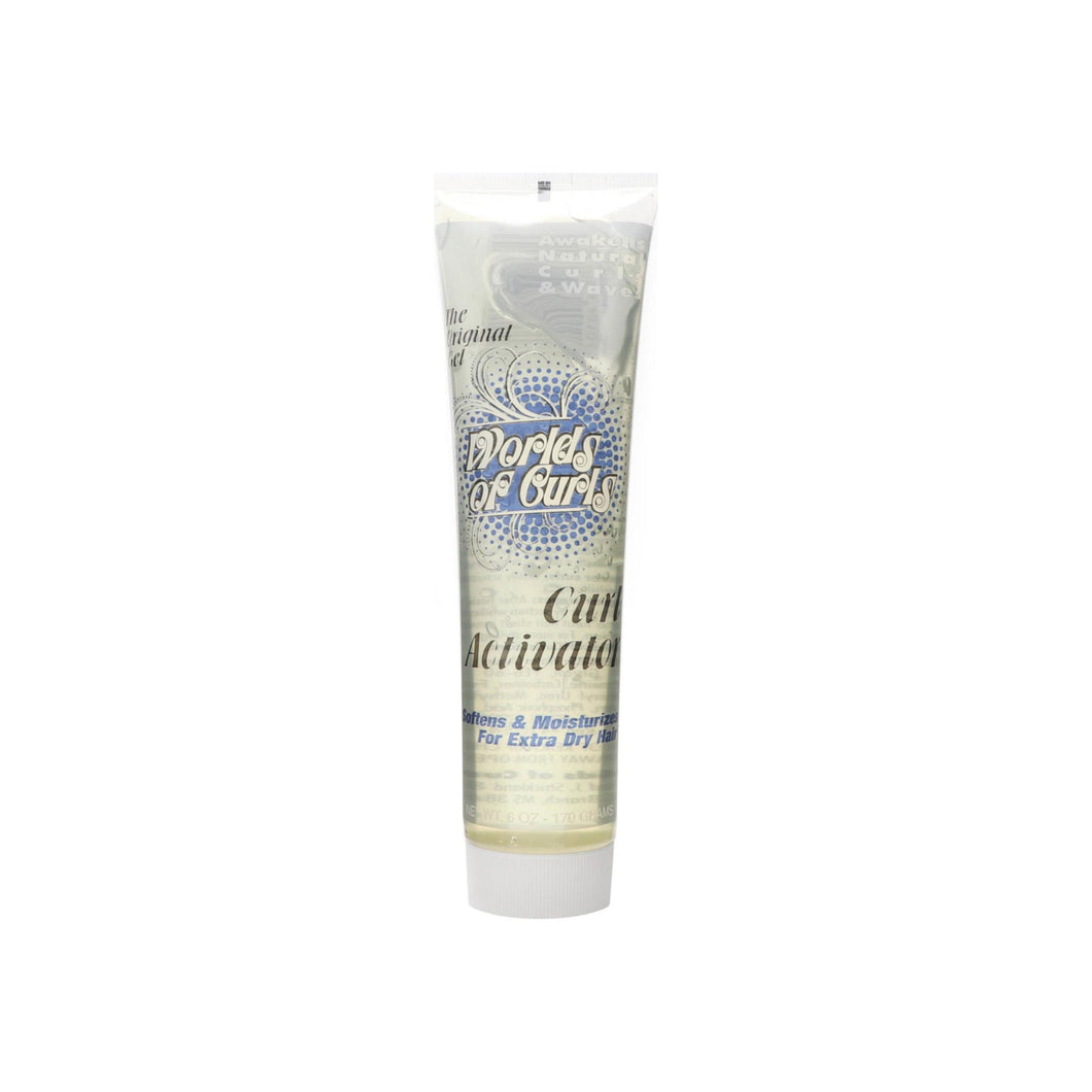 World of Curls Gel Activator Extra Dry Tube 6 oz
