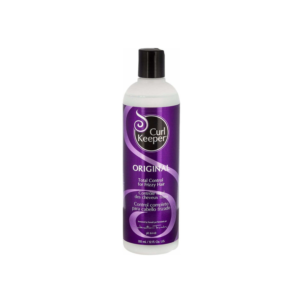 Curl Keeper Curly Hair Solutions Curl Keeper, Original 12 oz