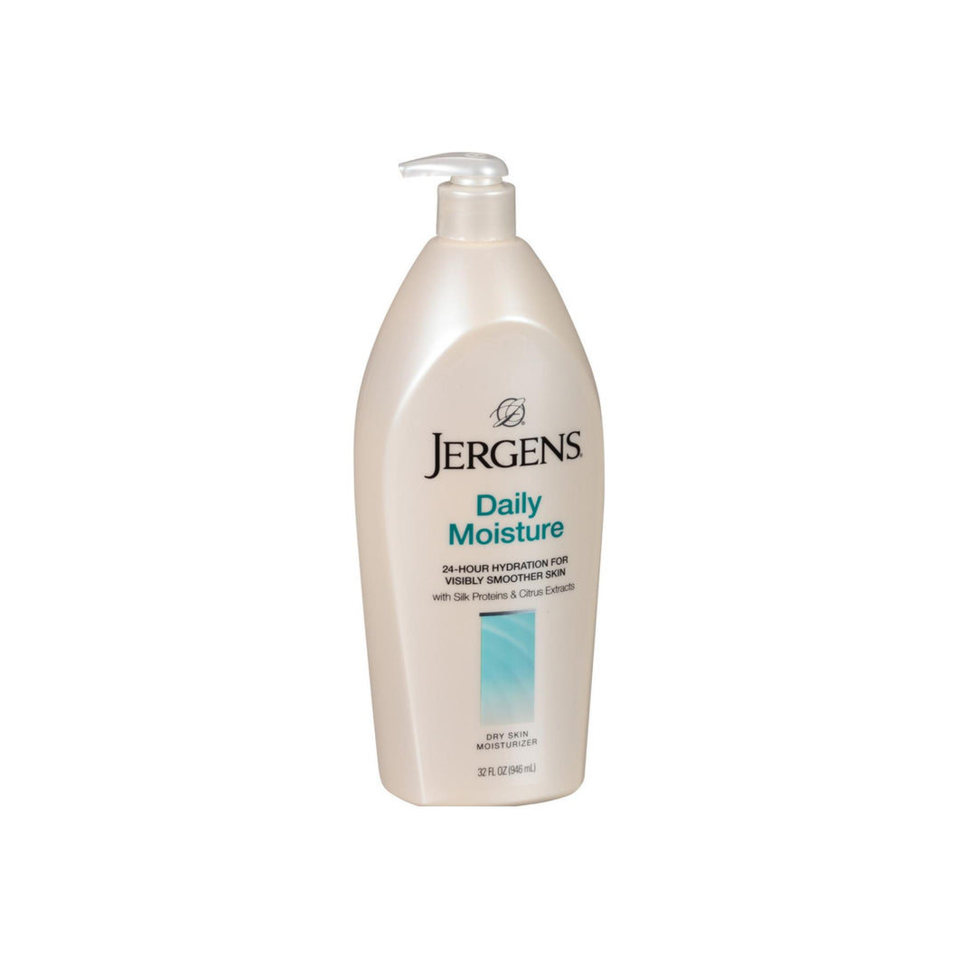 Jergens Daily Moisture Lotion 32 oz