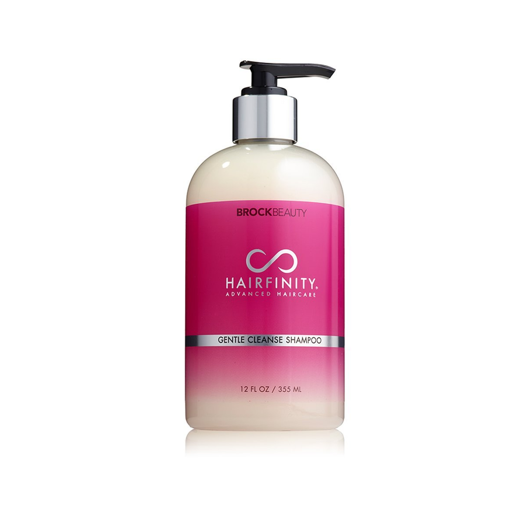 Hairfinity Gentle Cleanse Shampoo 12 oz