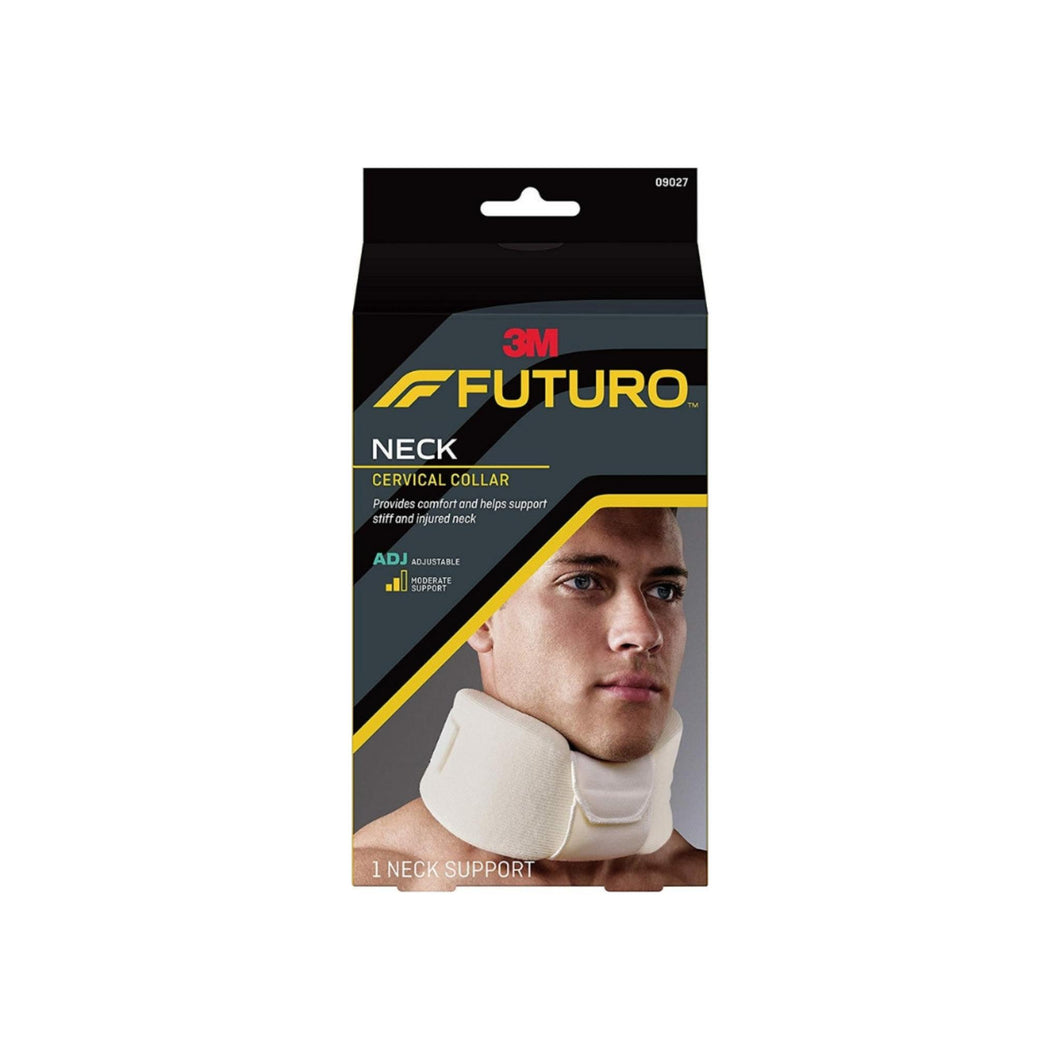 FUTURO Soft Cervical Collar Neck, Adjustable 1 ea