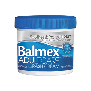 Balmex Adult Care Rash Cream 12 oz