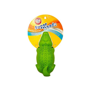 ARM & HAMMER Treadz Gator Dog Toy 1 ea