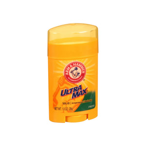 ARM & HAMMER Ultra Max Deodorant & Antiperspirant 1 oz