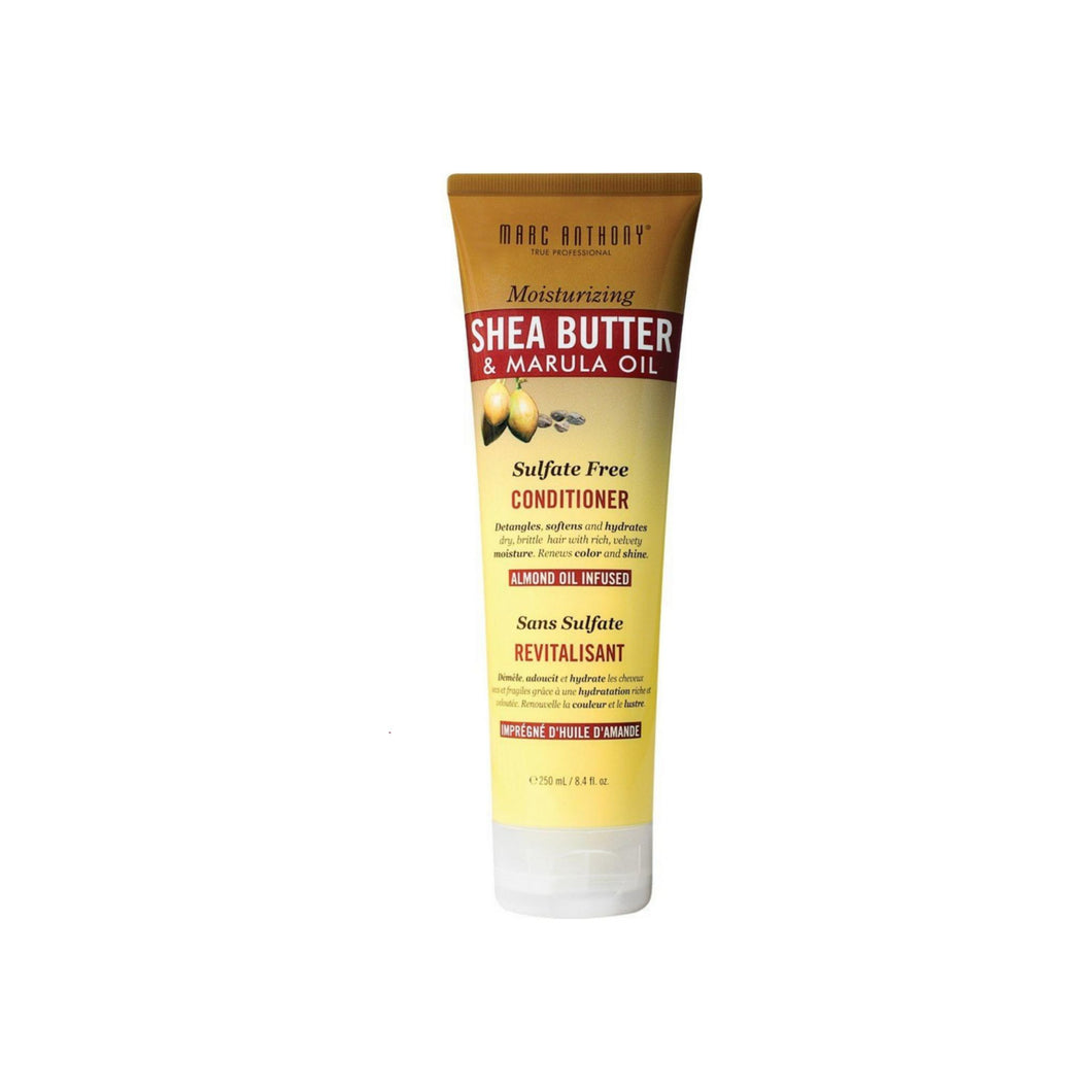 Marc Anthony True Professional Moisturizing Shea Butter & Marula Oil Conditioner 8.4 oz