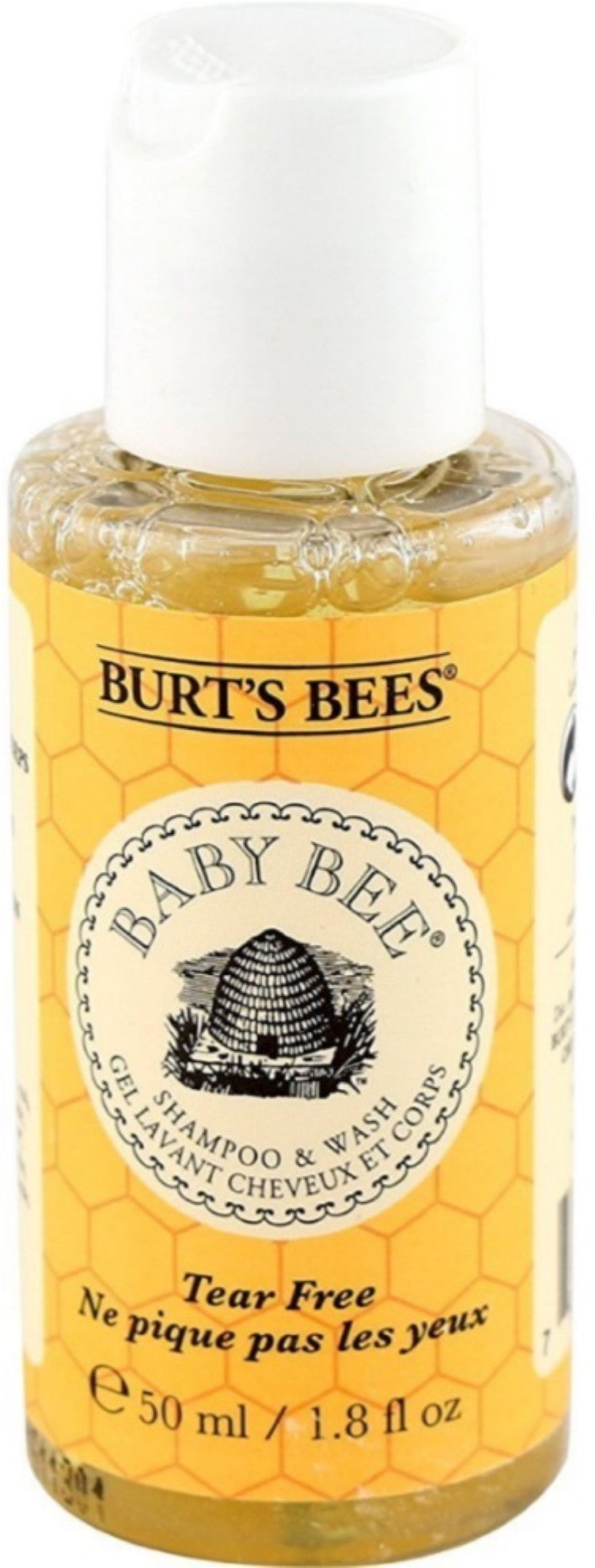 Burt's Bees Baby Bee Shampoo & Body Wash  1.8 oz